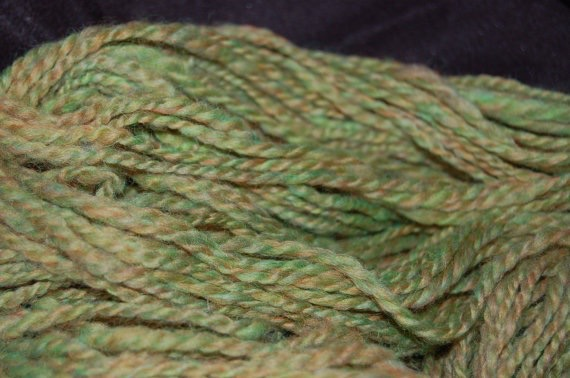 Autumn Fern Handspun